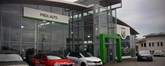 Skoda hivatalos márkakereskedése, Skoda Autó Piedl Kft, Skodában otthon vagyunk.